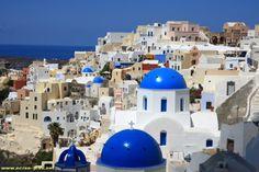 Oia - Santorin - Cyclades - Grece