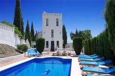 A Syrian castle in Mijas?!