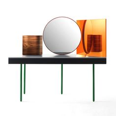 CHANDLO DRESSING TABLE BY DOSHI LEVIEN