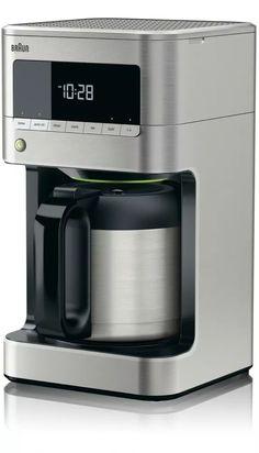 capresso 487 05 team pro plus glass carafe coffee maker with grinder rh pinterest it