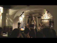 Fados at O Fado part 2 Liana singing.  One of my favorite restaurants.
