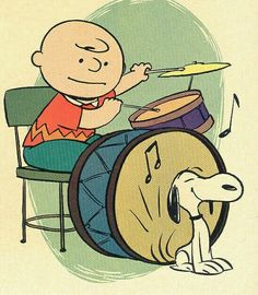 Snoopy Drums                                                                                                                                                      More
