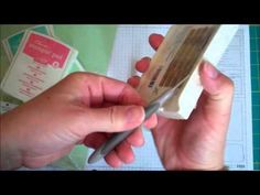 Stampin' Up! Tool Tip: InColors and Ink Pads - YouTube