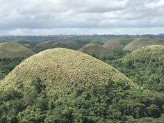 TWHS: Chocolate Hills Natural Monument, Philippines
