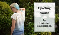 Free Crochet Pattern: Spotting Clouds Top – A Spoonful of Yarn