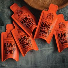 Nature Nate's 100% Pure, Raw & Unfiltered Honey is now available in convenient, on-the-go packets. A superfood and natural sweetener, honey adds the perfect amount of sweetness to any meal or snack, without overloading on refined sugars.
