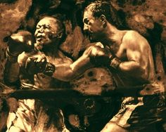 Boxeur - LE NOSTRE POESIE..OUR POEMS