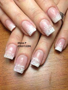 Winter Nail Art Winter Nail Art, Winter Nails, Short Nail Designs, Stylish Nails, Short Nails, Beauty, Elegant Nails, Nail Hacks, Classy Nails