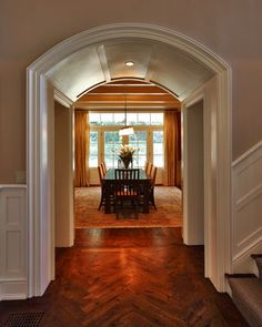 Architectural Details to Bring Cheer to Your Home