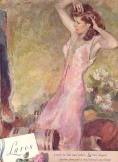 Laros Gowns (1944) by John La Gatta