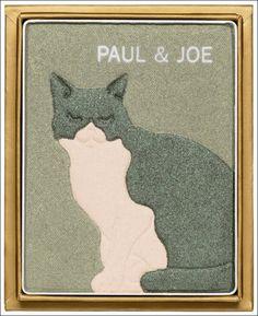 Such cute cosmetics from Paul & Joe!
