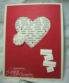 Love the use of negative space with More Amore' fabric! Stampin' UP! Spring Catalog SU!