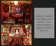 Gypsy Wagon Interiors | The perfect vacation home | Modern Gypsy