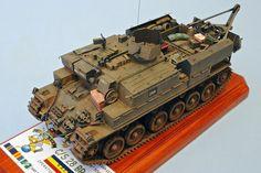 RAAC Centurion ARV Mk.II