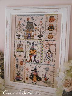 """Cuore e Batticuore: ...la prima novità..""""Halloween in Quilt"""".."""