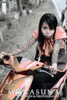 Model : Eliss Tambunan