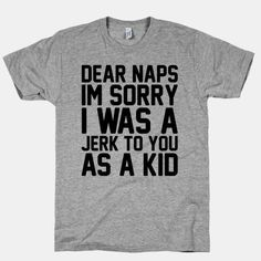 Oh my gosh...we both need....NEED this shirt. Or i know at least i do...lol
