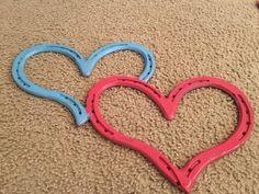 Dual horseshoe heart