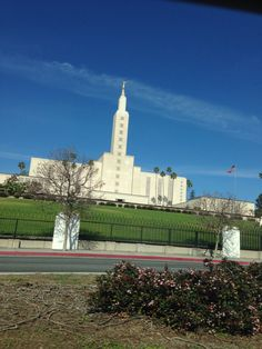 LA ca Lds Temple
