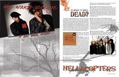 Layout by Susie Garcia at Coroflot.com