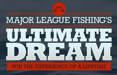 Win 1 of the 20 trips to fish with a Pro, and more from Major League Fishing Ultimate Dream Sweepstakes.                                #Sweepstakes, #Trip, #Win, #Gftcard