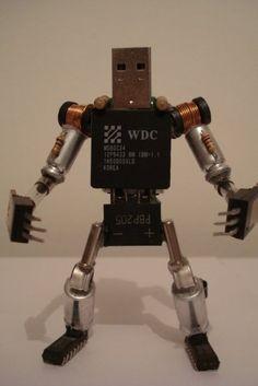 Artesanías Robóticas - Taringa!