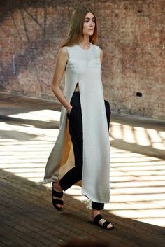 THE ROW SPRING 2015 LOOK 17