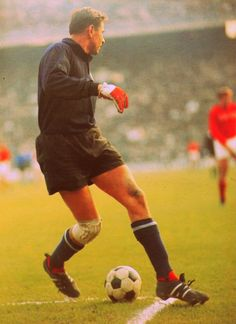 Lev Yashin (Vintage Pics)Football Geeza