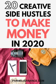 Looking for creative ways to make money in Here's a list of legitimate side hustles to make money in You can even use some to make money from home. Make Money Today, Make Money From Home, Way To Make Money, Money Fast, How To Make, Online Work From Home, Online Marketing Strategies, Making Extra Cash, Budgeting Money