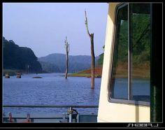 Thekkadi lake