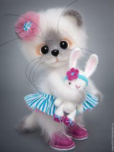 Купить Кэтти - маленькая кокетка в интернет магазине на Ярмарке Мастеров