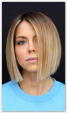 Bob Hairstyles For Fine Hair, Hairstyles Haircuts, Wedding Hairstyles, Cool Hairstyles, Blonde Haircuts, Cute Bob Haircuts, Haircut Bob, Diane Kruger, Hair Trends