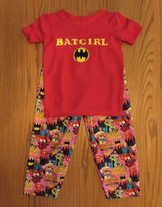 Girls super hero pajamas / knit and cotton / sizes to 8 girls by livenlovecreations on Etsy Pajama Bottoms, Bobby, Boy Or Girl, Fans, Relax, Pajamas, Superhero, Knitting, Trending Outfits