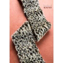 "4"" Leopard Faux Fur - Herrschners"