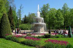 St. Petersburg - 12 (Peterhof), via Flickr.
