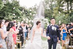 Photography: Jada Poon Photography - www.jadapoonphotography.com/   Read More on SMP: http://www.stylemepretty.com/destination-weddings/2016/06/28/see-how-this-couple-brought-the-french-glamour-to-shanghai/