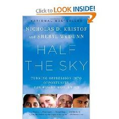 Half the Sky (need to read again)