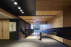 Galeria - Centro de Música Victor McMahon / Baldasso Cortese Architects - 14