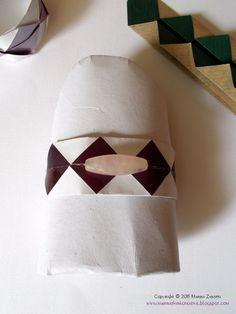 Bijoux di carta (origami style again)