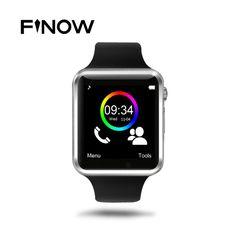 A1 Neue Sport Armbanduhr Smart Uhr Mit Bluetooth Kamera & Sim/TF Für Android/IOS Telefon ähnliche DZ09/U8/GT08/GV18 smartwatch //Price: $US $35.54 & FREE Shipping //     #smartwatches