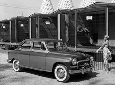 Fiat 1900 B (105) '1956–57