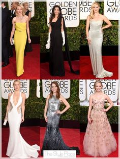 #thestyleplacebyjg #goldenglobes2015 best dressed #NaomiWatts #KateHudson #AmalAlamuddin #JulianeMoore #reesewhitherspoon