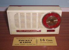 OLD RADIOS ->