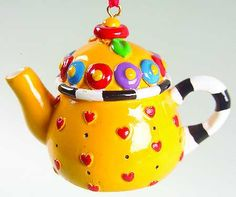 teapots clocks