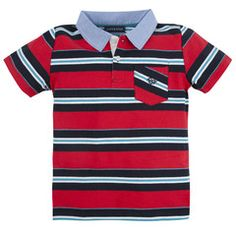 BOYS POLO SHIRTS AND TEE SHIRTS. AGES 24 MONTHS TO 7 YEARS