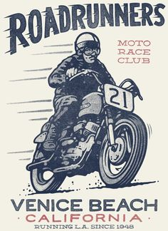 Wonderful typography & hand drawn illustration. More examples: http://blog.spoongraphics.co.uk/articles/20-cool-motorcycle-culture-hand-lettering-illustrations