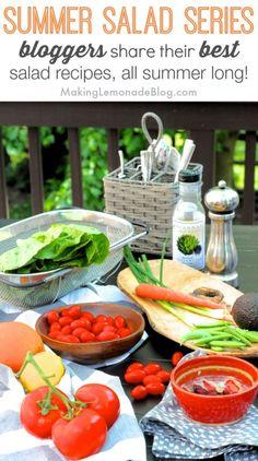 BEST of the BEST Summer Salad Recipes! | Making Lemonade