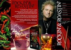 Aerosmith's Joey Kramer Launches a Line of Coffee     www.rocksquareinfo.com     Get your day started with a cup of Joey Kramer-approved coffee    www.rocksquare.com