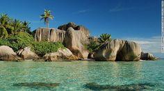 Anse Source d'Argent, La Digue, Seychelles © Courtesy Gerard Larose / Office du tourisme des Seychelles