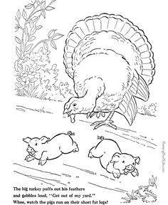 Farm Animal coloring pages are great for teaching children about the many different types of farm animals. Description from honkingdonkey.com. I searched for this on bing.com/images